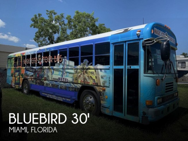 Used 2007 Blue Bird Bluebird 30 tour bus available in Miami, Florida