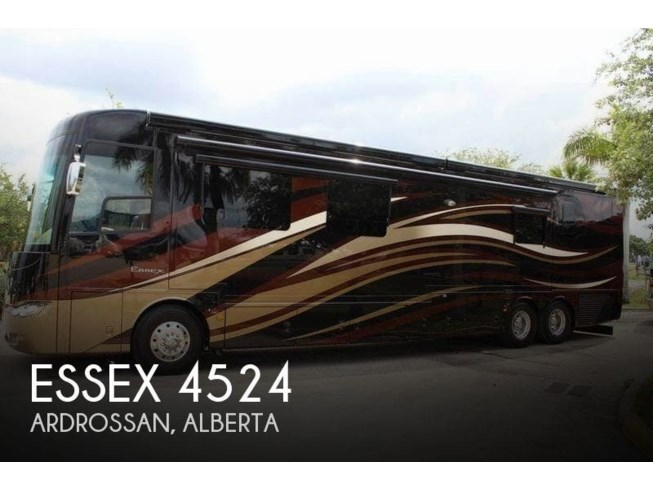Used 2011 Newmar Essex 4524 available in Ardrossan, Alberta