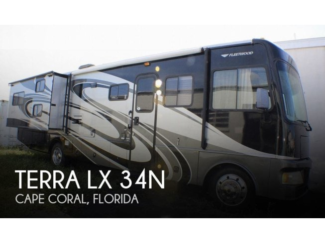 Used 2008 Fleetwood Terra LX 34N available in Cape Coral, Florida