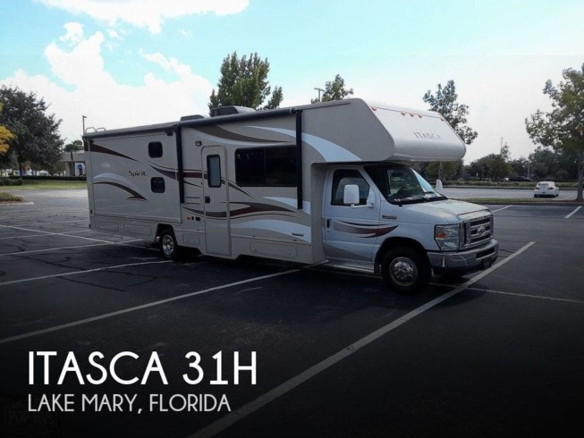 Used 2015 Winnebago Itasca 31H available in Lake Mary, Florida