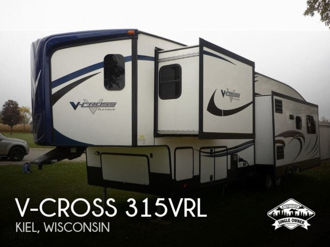 Used 2014 Forest River V-Cross 315VRL available in Kiel, Wisconsin