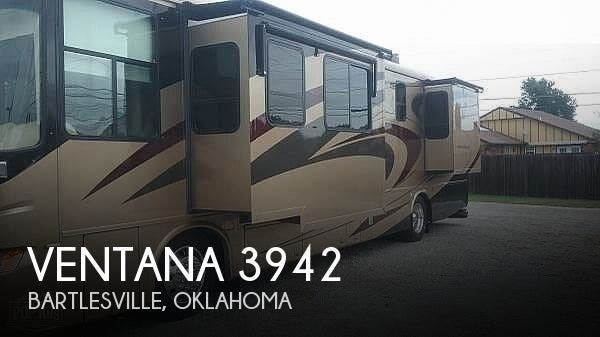 Used 2008 Newmar Ventana 3942 available in Bartlesville, Oklahoma