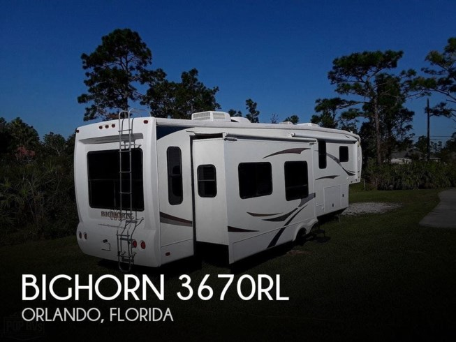 Used 2010 Heartland Bighorn 3670RL available in Orlando, Florida