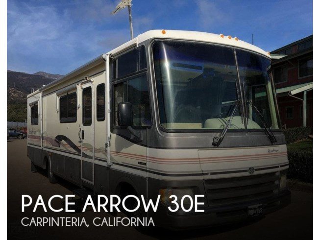Used 1997 Fleetwood Pace Arrow 30E available in Carpinteria, California