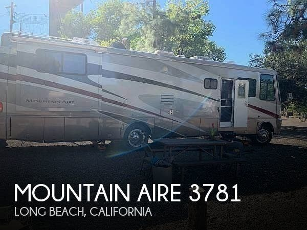 Used 2002 Newmar Mountain Aire 3781 available in Long Beach, California