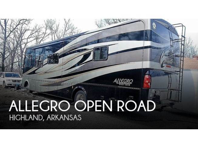 Used 2012 Tiffin Allegro Open Road 34TGA available in Highland, Arkansas