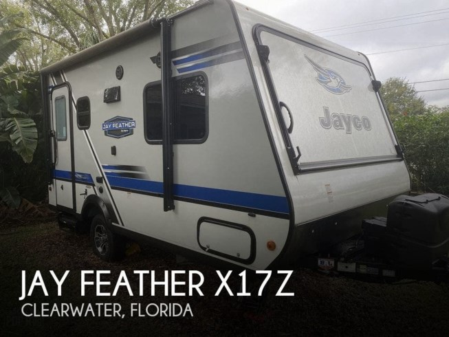 Used 2019 Jayco Jay Feather x17z available in Clearwater, Florida