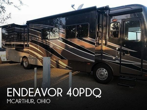 Used 2012 Holiday Rambler Endeavor 40PDQ available in Mcarthur, Ohio