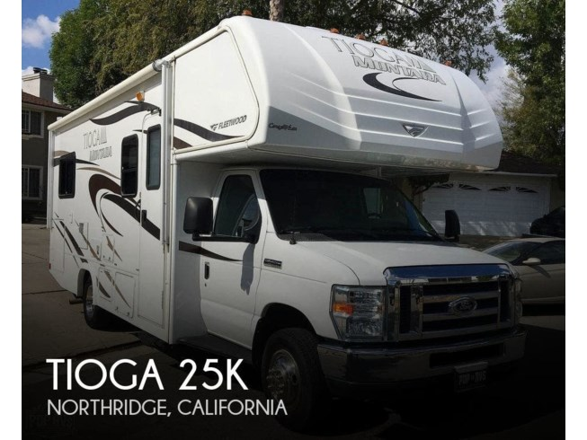 Used 2013 Fleetwood Tioga 25K available in Northridge, California