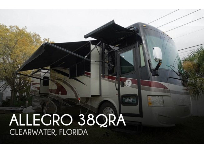 Used 2016 Tiffin Allegro 38QRA available in Clearwater, Florida