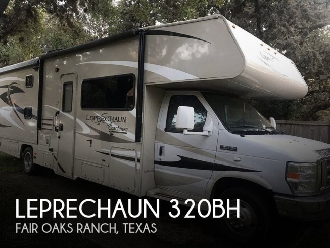Used 2014 Coachmen Leprechaun 320BH available in Sarasota, Florida