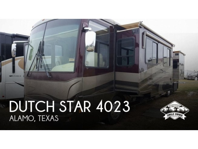 Used 2006 Newmar Dutch Star 4023 available in Alamo, Texas