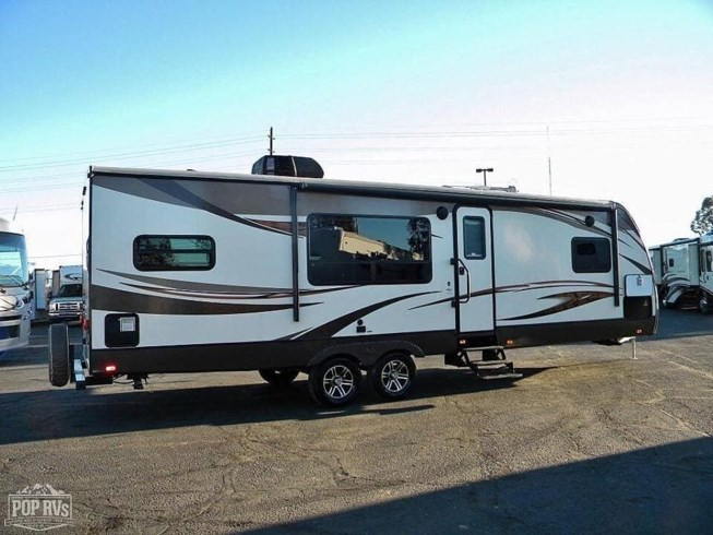 2014 Keystone Laredo 294 RK - Used Travel Trailer For Sale by POP RVs in Oro Valley, Arizona features Air Conditioning, Awning, Leveling Jacks, Slideout