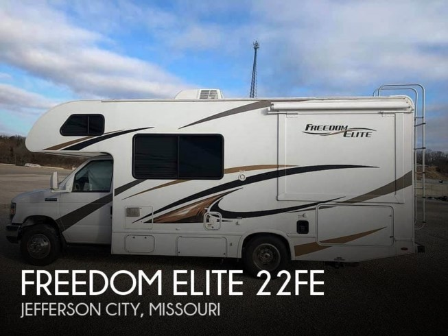 Used 2017 Thor Motor Coach Freedom Elite 22FE available in Jefferson City, Missouri