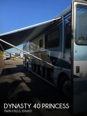 Used 1995 Monaco RV Dynasty 40 Princess available in Twin Falls, Idaho