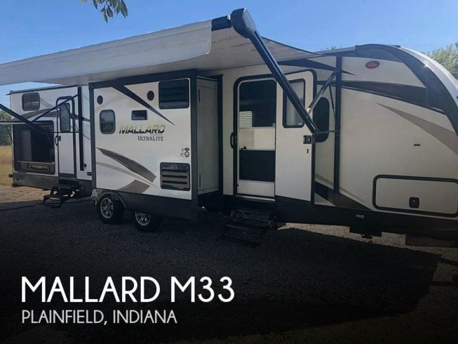 Used 2018 Heartland Mallard M33 available in Plainfield, Indiana