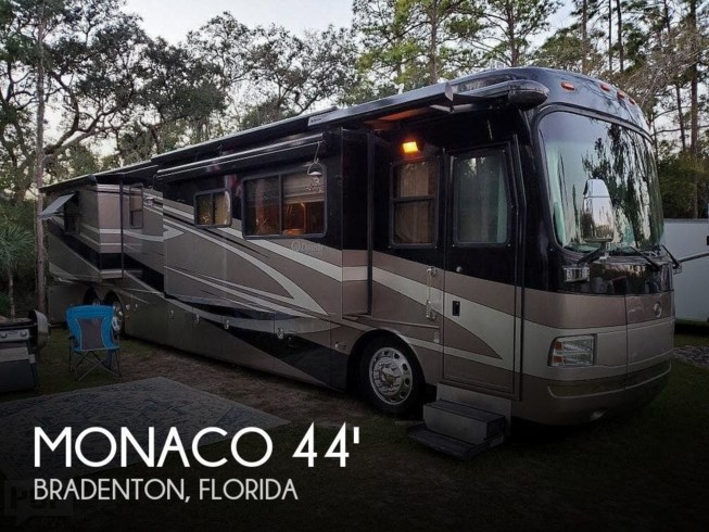 Used 2007 Monaco RV Dynasty Monaco  44 Palace III available in Bradenton, Florida