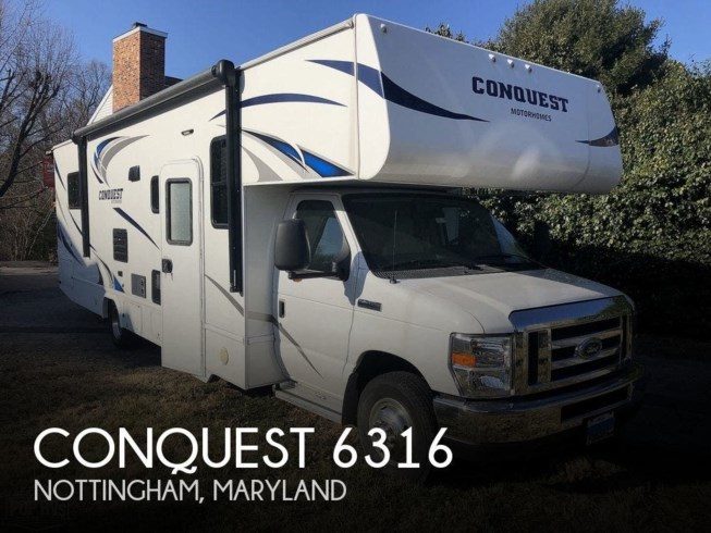Used 2017 Gulf Stream Conquest 6316 available in Nottingham, Maryland