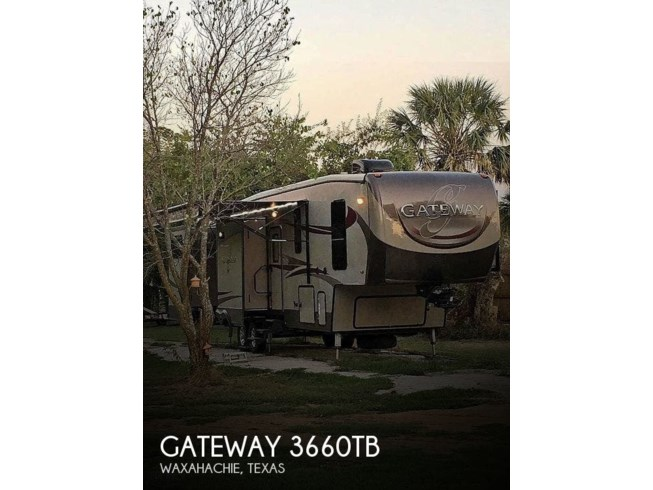 Used 2017 Heartland Gateway 3660TB available in Waxahachie, Texas