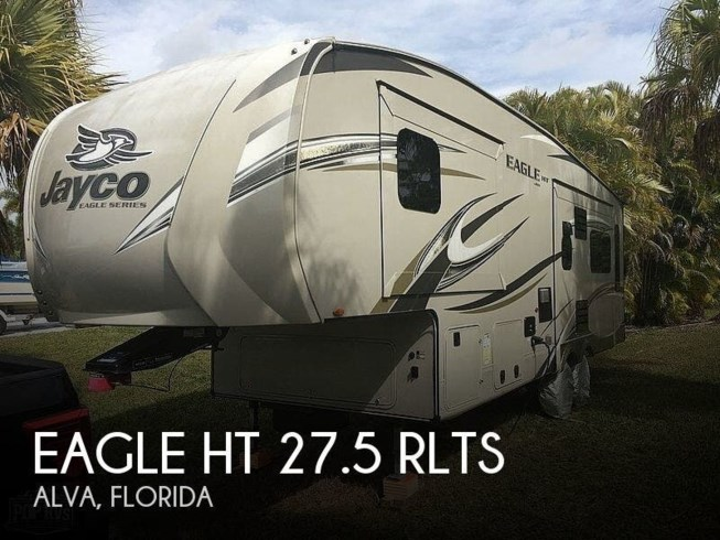 Used 2018 Jayco Eagle HT 27.5 RLTS available in Alva, Florida