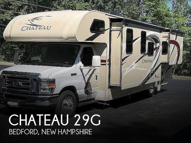Used 2017 Thor Motor Coach Chateau 29G available in Bedford, New Hampshire