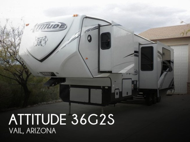 Used 2015 Eclipse Attitude 36G2S available in Vail, Arizona