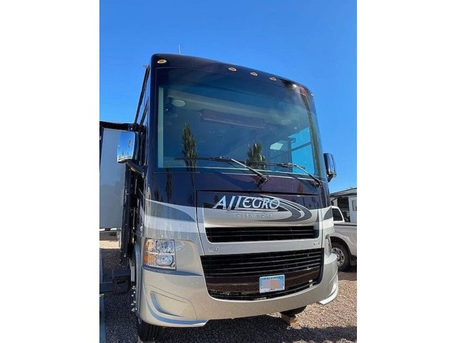 2016 Tiffin Open Road 34PA - Used Class A For Sale by POP RVs in Gold Canyon, Arizona features Air Conditioning, Awning, Generator, Leveling Jacks, Slideout