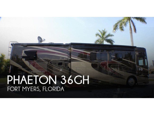 Used 2015 Tiffin Phaeton 36GH available in Fort Myers, Florida