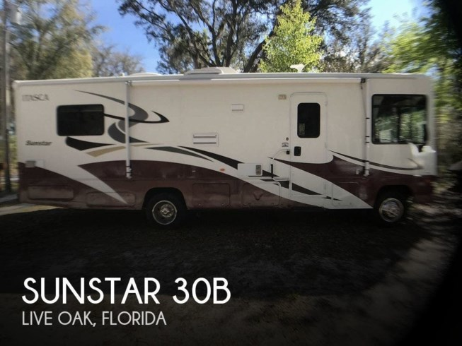Used 2008 Itasca Sunstar 30B available in Live Oak, Florida