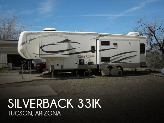 Used 2016 Forest River Silverback 33IK available in Tucson, Arizona