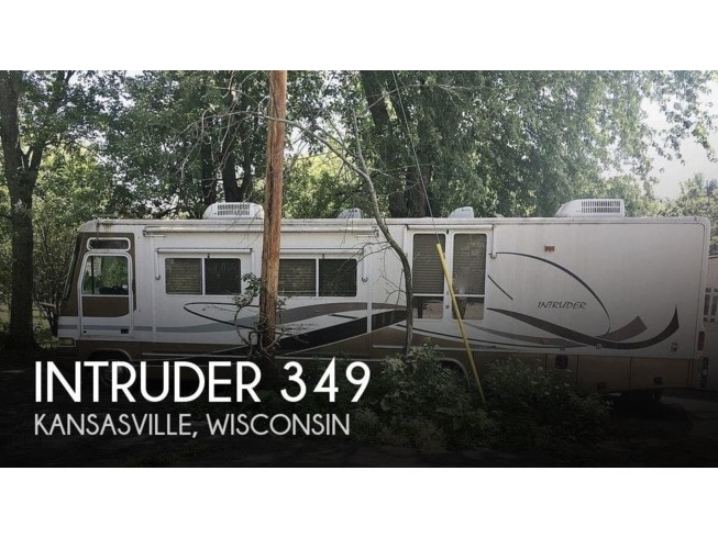 Used 2000 Damon Intruder 349 available in Kansasville, Wisconsin