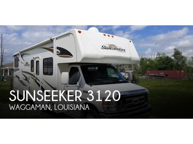 Used 2012 Forest River Sunseeker 3120 available in Waggaman, Louisiana