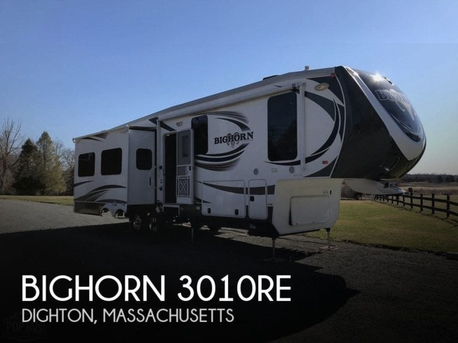 Used 2014 Heartland Bighorn 3010RE available in Dighton, Massachusetts