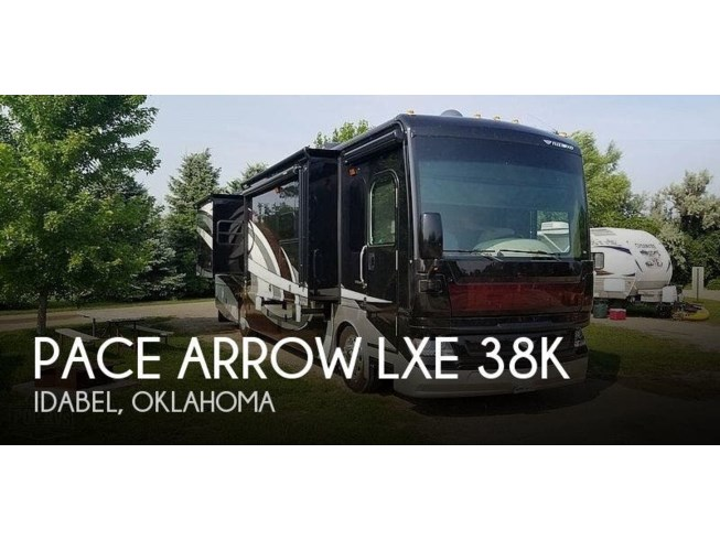 Used 2018 Fleetwood Pace Arrow LXE 38K available in Idabel, Oklahoma