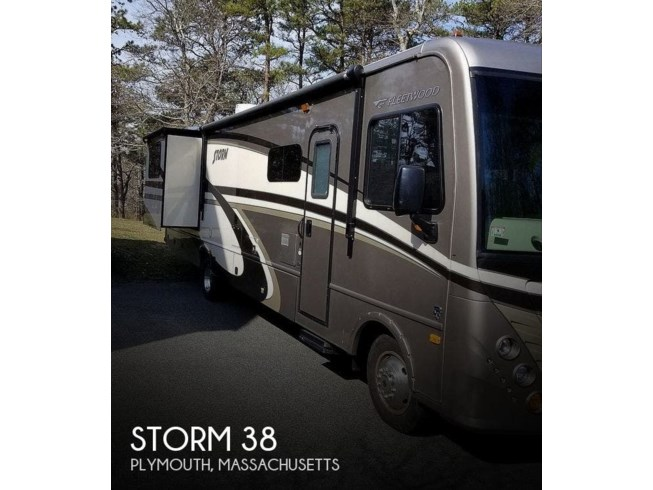 Used 2016 Fleetwood Storm 38 available in Plymouth, Massachusetts