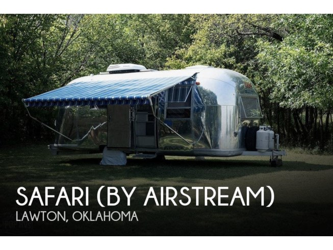 Used 1965 Safari (by Airstream) 22 available in Lawton, Oklahoma