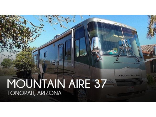 Used 2004 Newmar Mountain Aire 37 available in Tonopah, Arizona