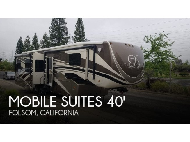 Used 2016 DRV Mobile Suites 40KSSB4 available in Folsom, California