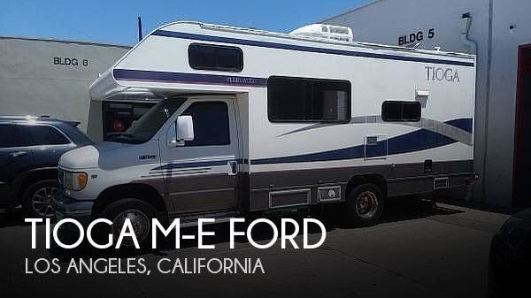 Used 1998 Fleetwood Tioga M-E Ford available in Los Angeles, California