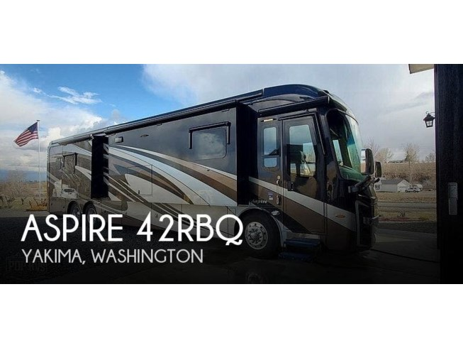 Used 2017 Entegra Coach Aspire 42RBQ available in Yakima, Washington