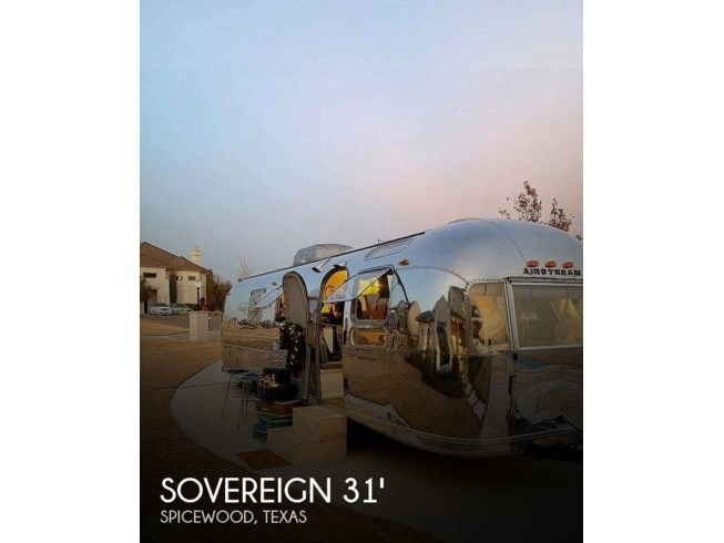 Used 1971 Airstream Sovereign 31 Ft Lounge/ Bar available in Spicewood, Texas