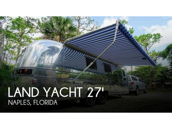 Used 1976 Airstream Land Yacht 27 Overlander available in Naples, Florida