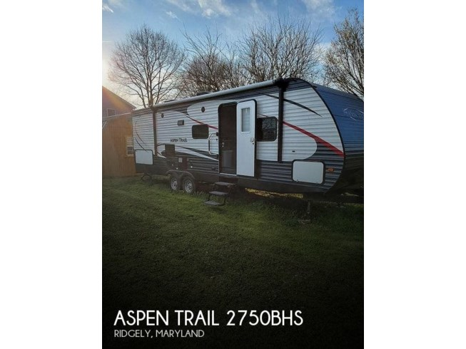 Used 2016 Dutchmen Aspen Trail 2750BHS available in Ridgely, Maryland