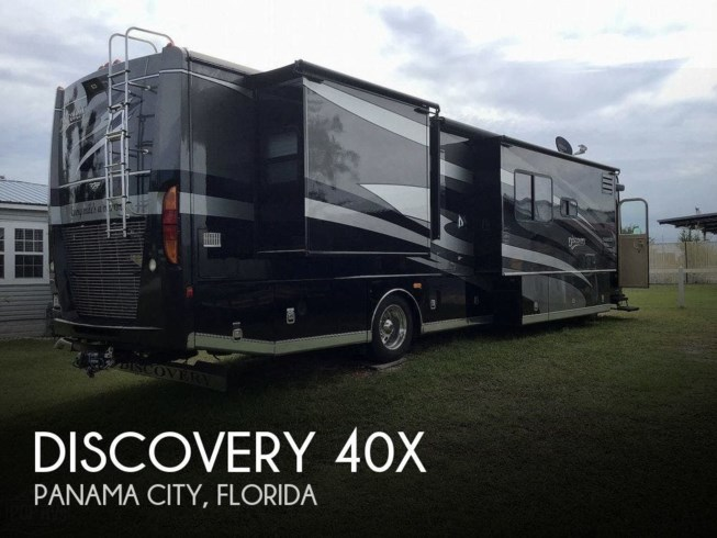 Used 2008 Fleetwood Discovery 40X available in Panama City, Florida