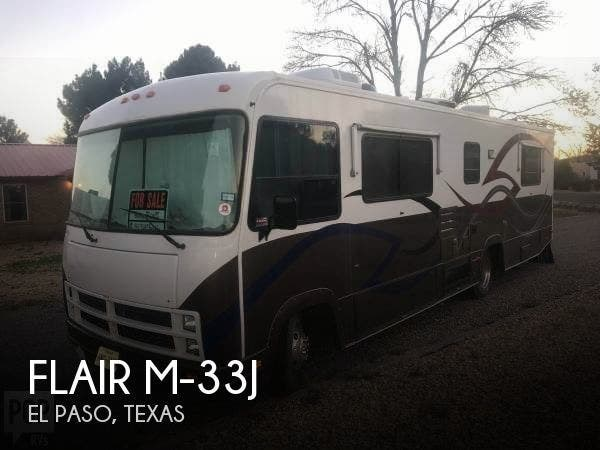 Used 1992 Fleetwood Flair M-33J available in El Paso, Texas