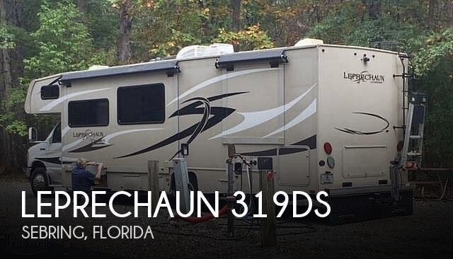 Used 2015 Coachmen Leprechaun 319DS available in Sebring, Florida