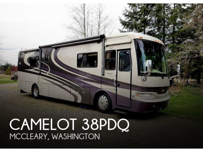 Used 2006 Monaco RV Camelot 38PDQ available in Mccleary, Washington