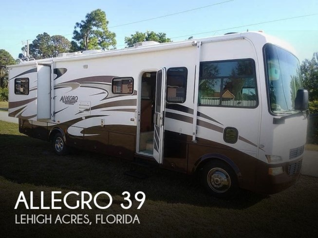 Used 2006 Tiffin Allegro 39 available in Lehigh Acres, Florida