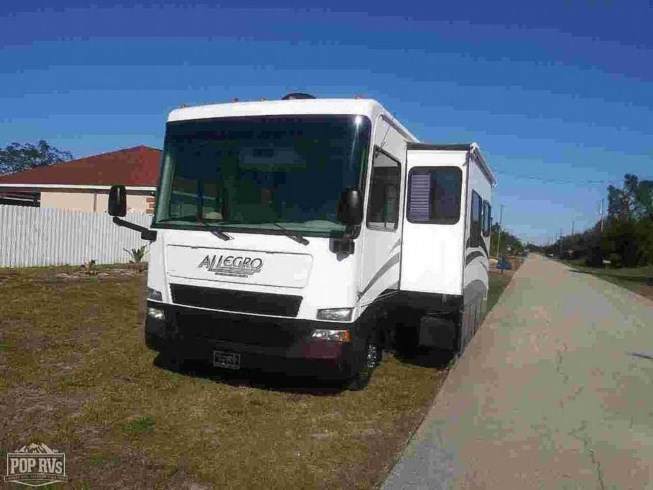 2006 Allegro 39 by Tiffin from POP RVs in Lehigh Acres, Florida
