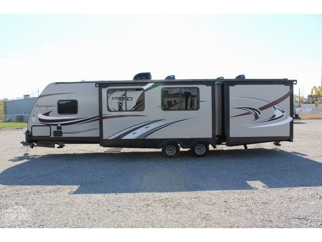 2017 Passport 3220BH by Keystone from POP RVs in Trenton, Michigan